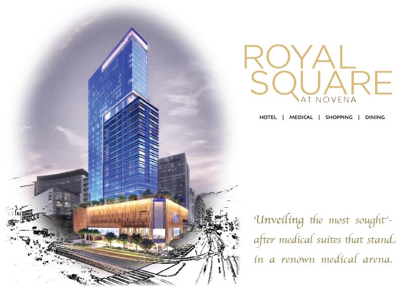 Royal Square @ Novena Singapore