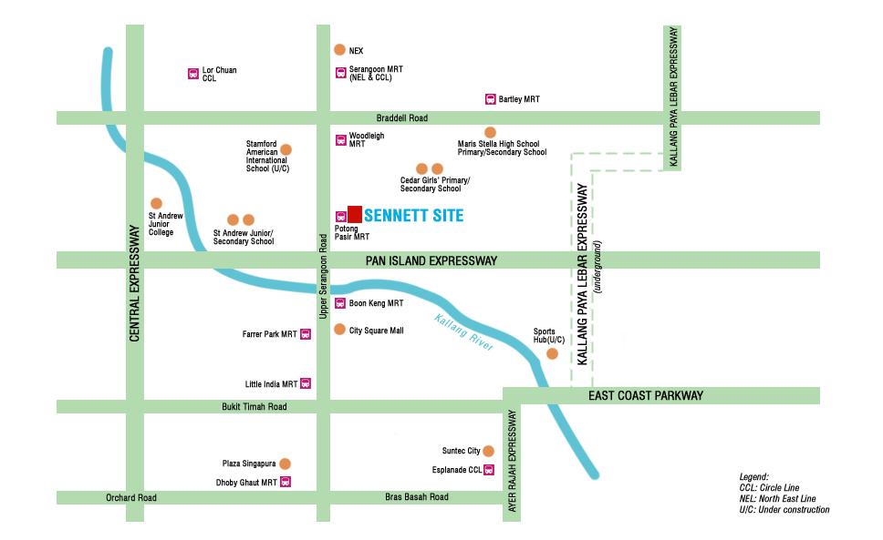 The Sennett Residence-Singapore Location Map the sennett residence The Sennett Residence Singapore |Showflat Hotline 61007122 7086807 orig