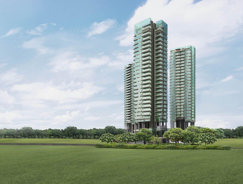 Skyline Residences Singapore view skyline residences Skyline Residences | Showflat Hotline +65 61007122 839 Fairways Main perspective1