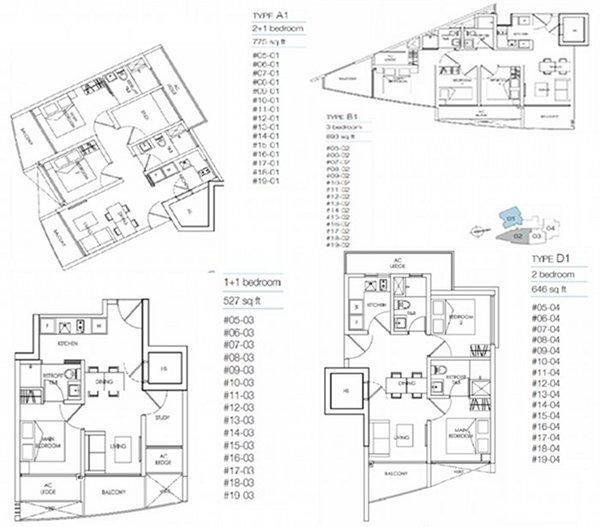 8M-Residences Site plan 8m residences 8M Residences Singapore| Showflat Hotline +65 61007122 8M Residences floor plan