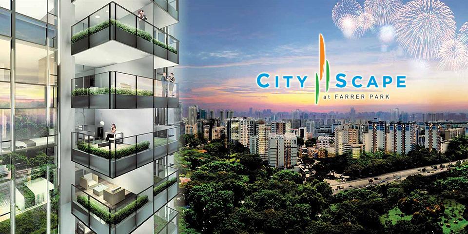 CityScape At Farrer Park Singapore cityscape at farrer park CityScape At Farrer Park Singapore| Showflat Hotline +65 61007122 CS Slide01
