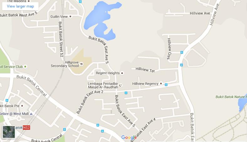 Hills-TwoOne google map