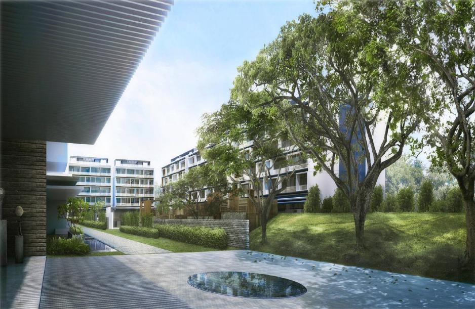 Seletar Park Residence Singapore seletar park residence Seletar Park Residence Singapore | Showflat Hotline +65 61007122 Landscaping