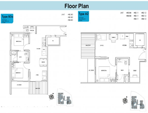 M66@Moonstone-Floor-Plan m66 @ moonstone lane M66 @ Moonstone Lane Singapore| Showflat Hotline +65 61007122 M66 Moonstone Floor Plan 2
