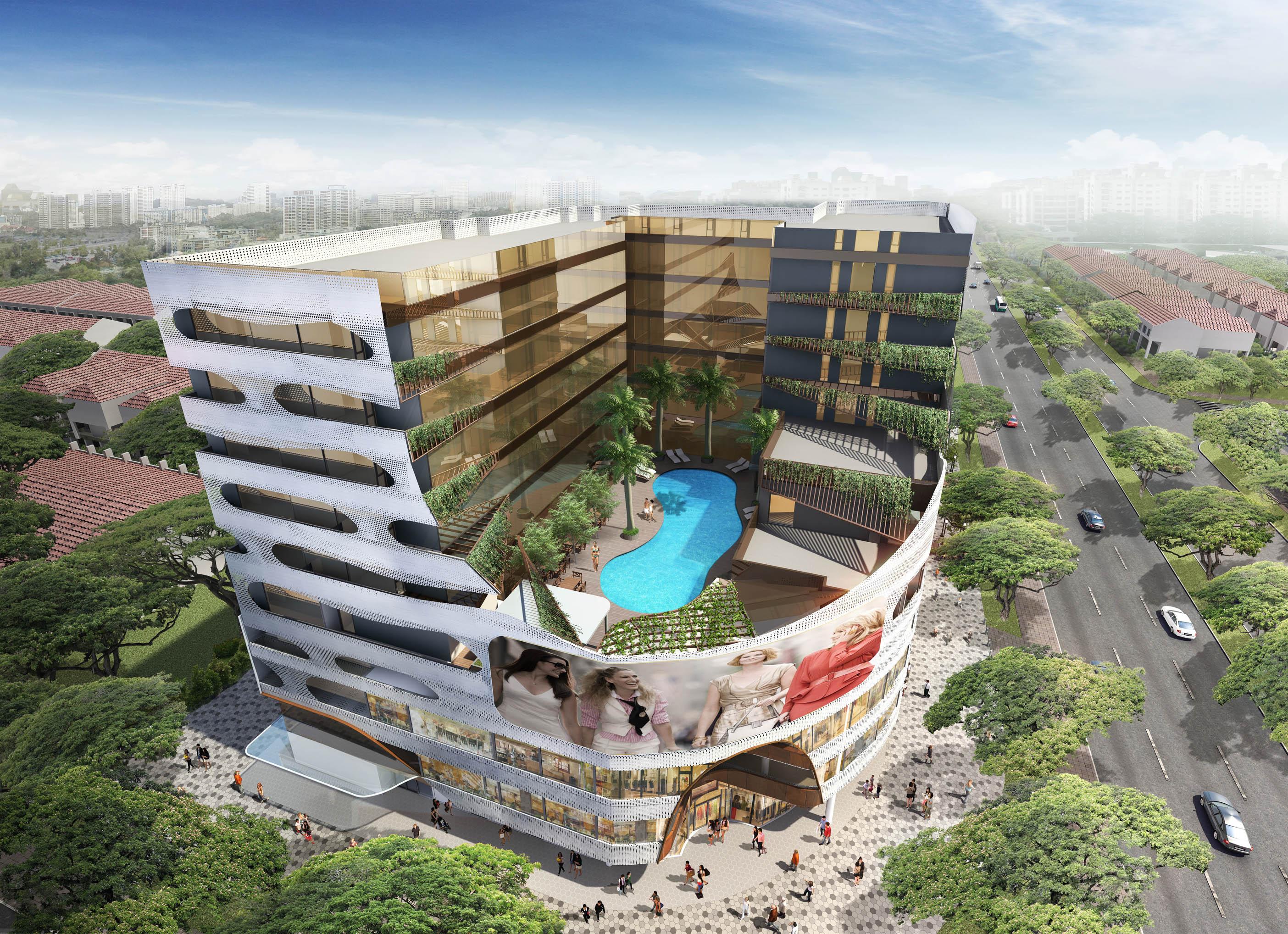 Macpherson Mall-Singapore