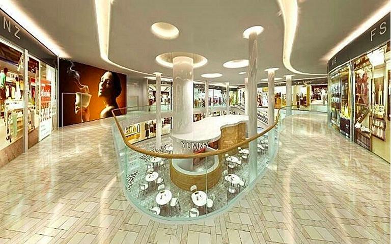 Macpherson-Mall Shops