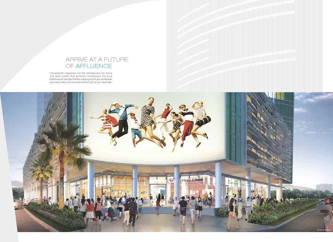 ARC 380 Main Entrance arc 380 ARC 380 Singapore | Showflat Hotline 61007122 Main Entrance