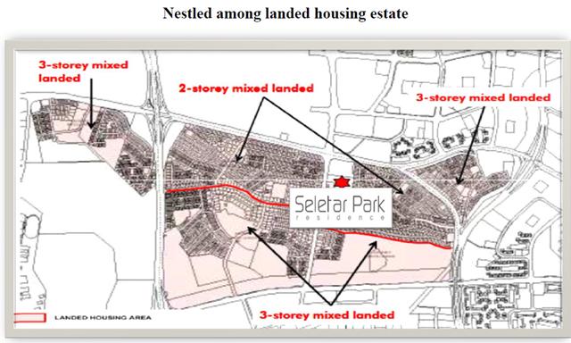 Seletar Park-Residence Nestled in Landed seletar park residence Seletar Park Residence Singapore | Showflat Hotline +65 61007122 Nestled in Landed