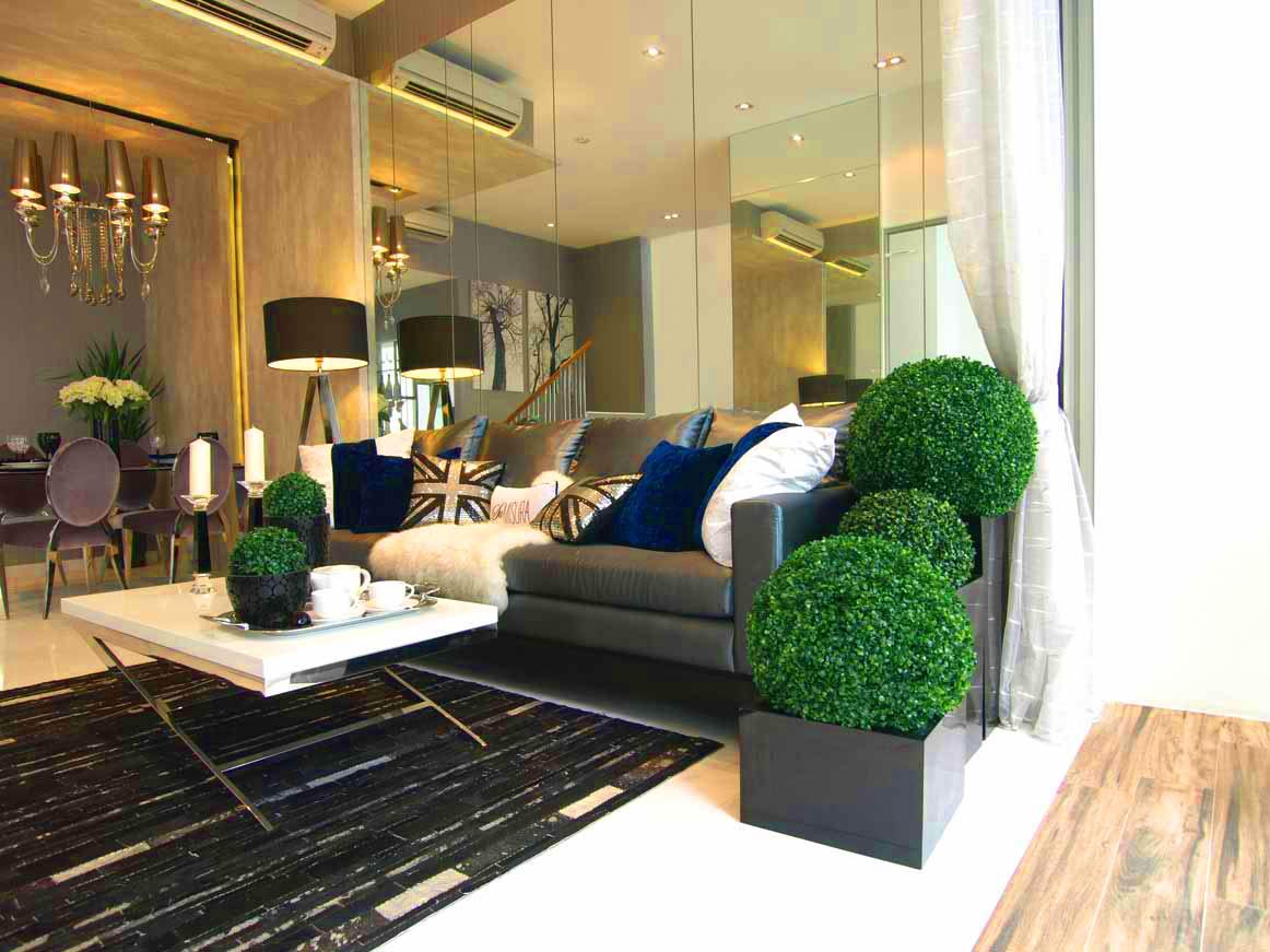 Newest @ West Coast-Singapore Living Room