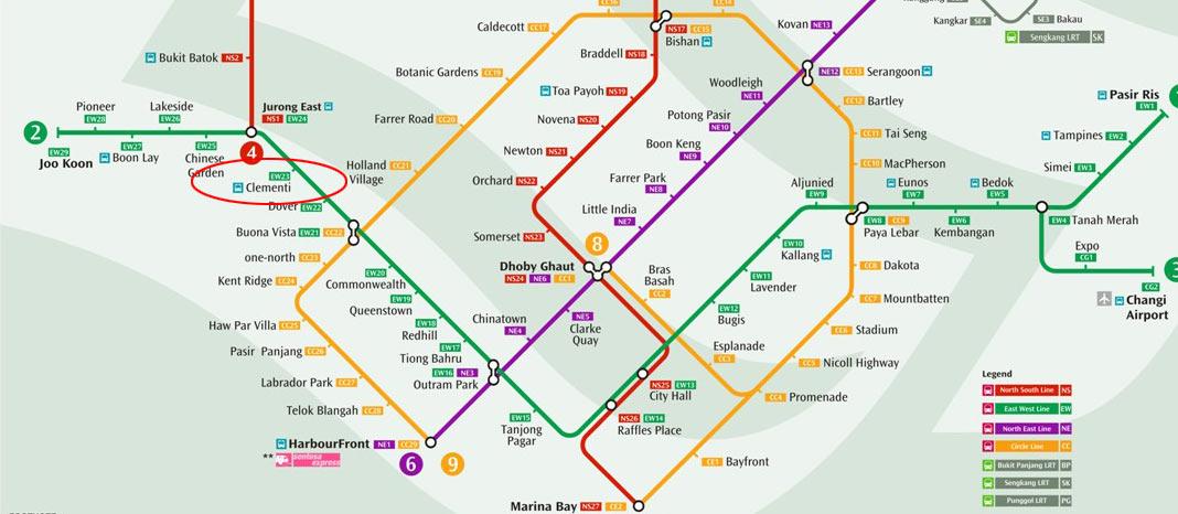 Newest MRT