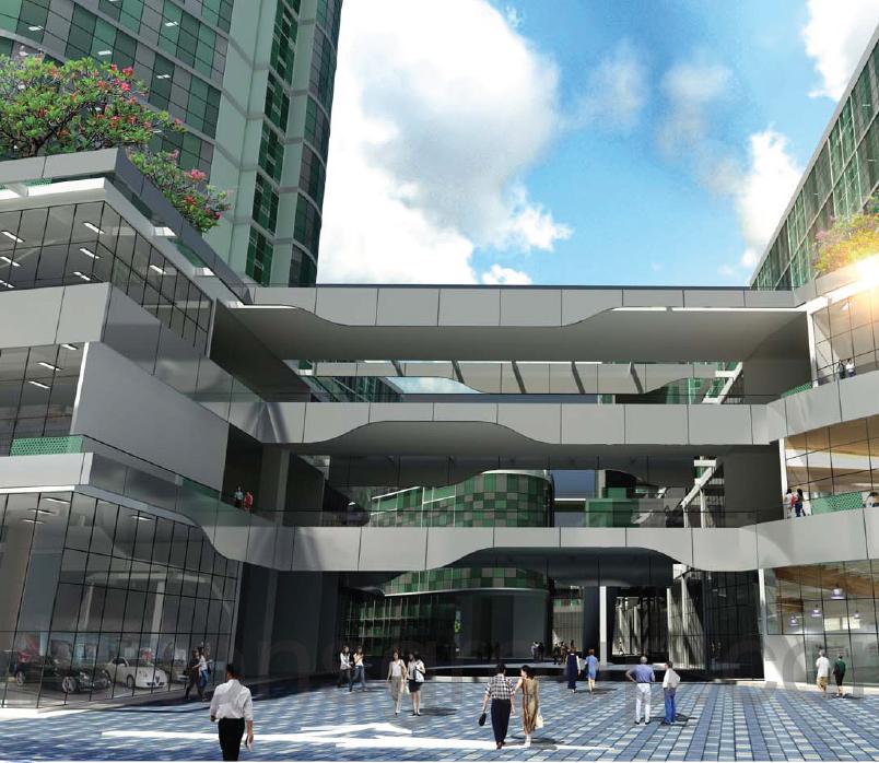 Oxley-BizHub TowerWalkWay2 oxley bizhub Oxley Bizhub Singapore | Showflat Hotline +65 61007122 Oxley BizHub TowerWalkWay21