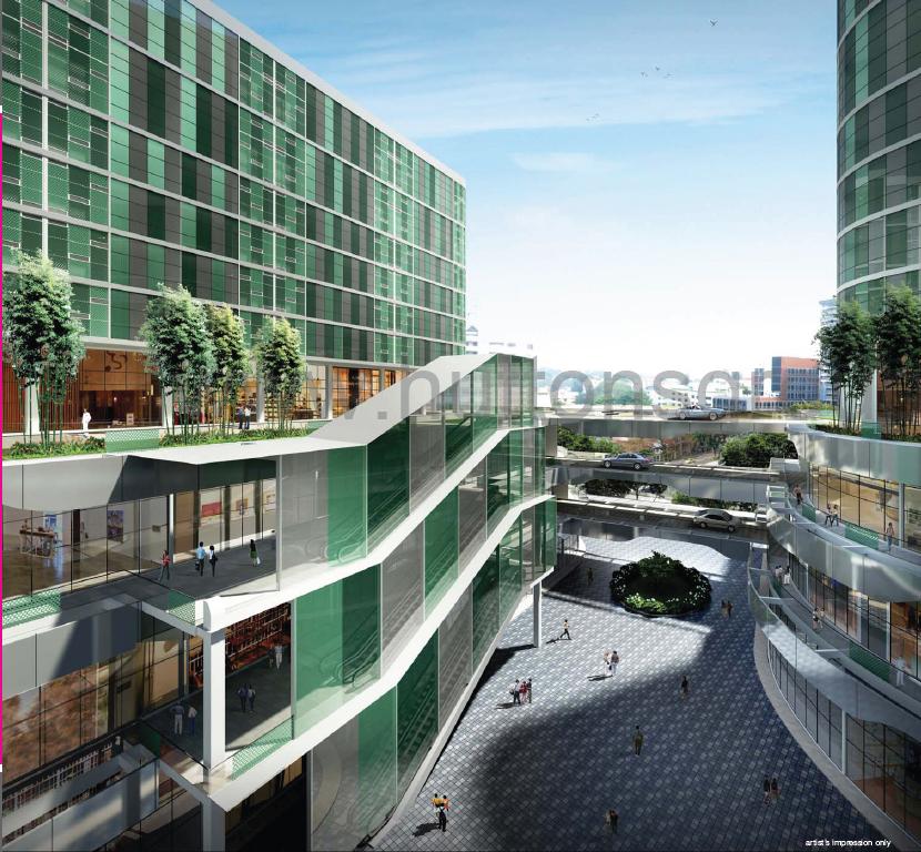 Oxley BizHub TowerWalkway oxley bizhub Oxley Bizhub Singapore | Showflat Hotline +65 61007122 Oxley BizHub TowerWalkway