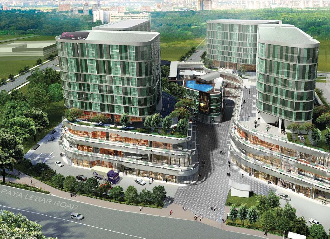 Oxley Bizhub Singapore | Showflat Hotline +65 61007122