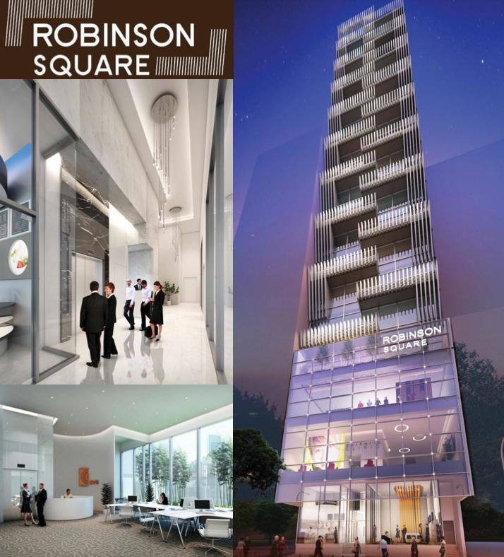 Robinson Square @ Robinson Road Singapore robinson square Robinson Square @ Robinson Road | Showflat Hotline +65 61007122 Robinson Square Main Facade1