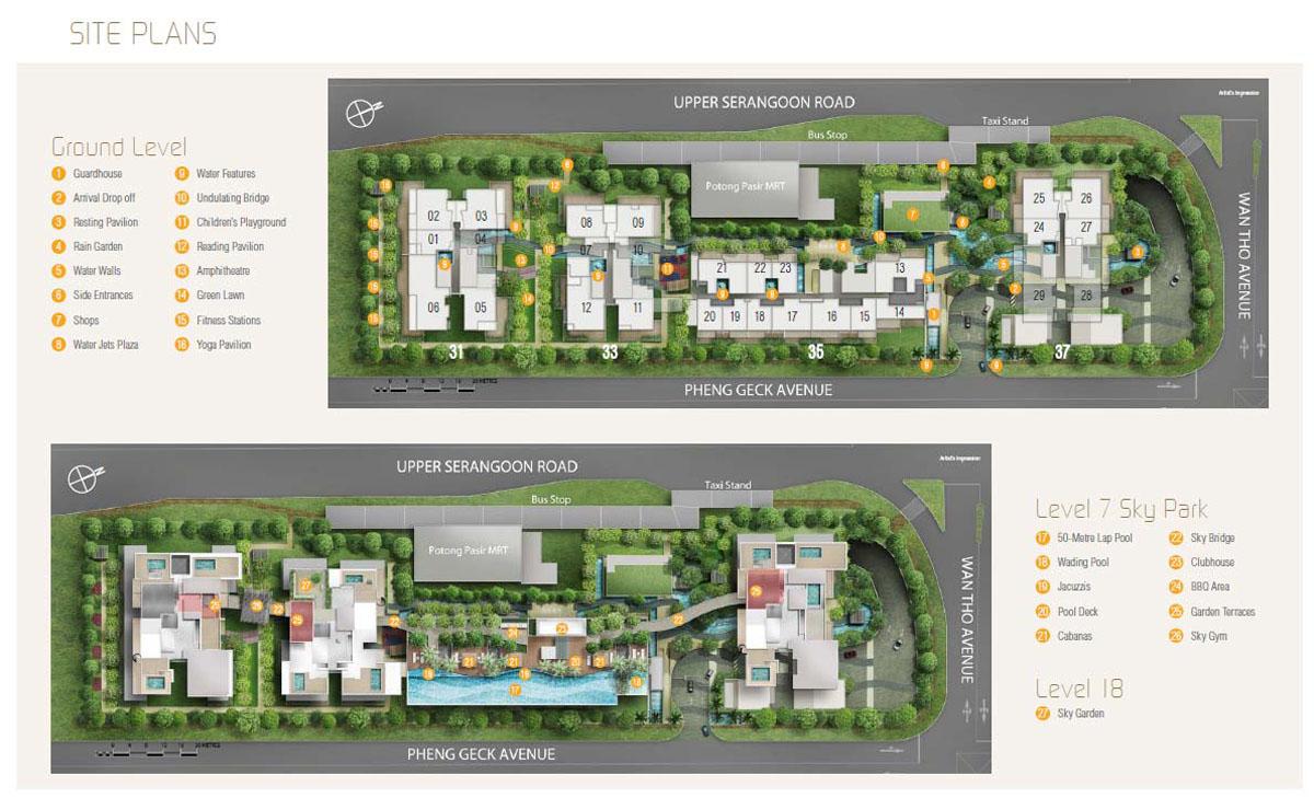 The Sennett Residence-Singapore SitePlan the sennett residence The Sennett Residence Singapore |Showflat Hotline 61007122 Sennett Residence siteplan