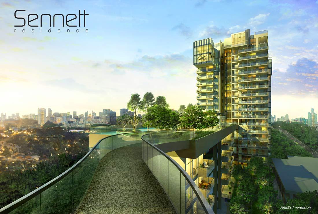 The Sennett Residence Singapore the sennett residence The Sennett Residence Singapore |Showflat Hotline 61007122 Sennett Residence01