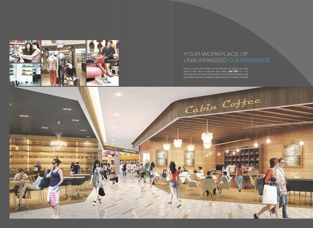 ARC 380 Shops arc 380 ARC 380 Singapore | Showflat Hotline 61007122 Shops