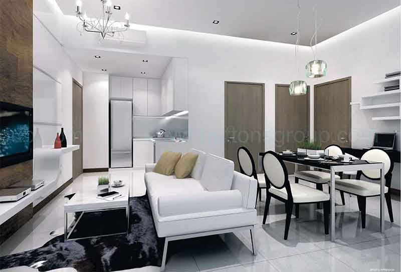 Spazio-Living-Room spazio @ kovan Spazio @ Kovan Singapore |Showflat Hotline 61007122 Spazio Living Room