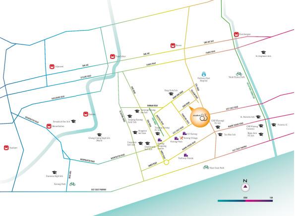 Aura-83-Singapore-location aura 83 Aura 83 Singapore| Showflat Hotline +65 6100 7122 aura 83 location
