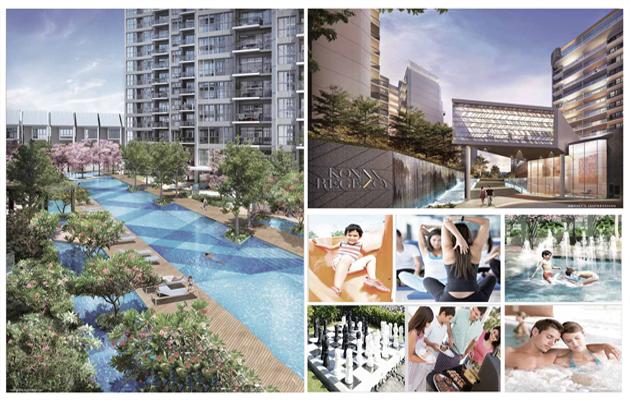 kovan regency Singapore facilities kovan regency Kovan Regency Singapore |Showflat Hotline 61007122 facility new2