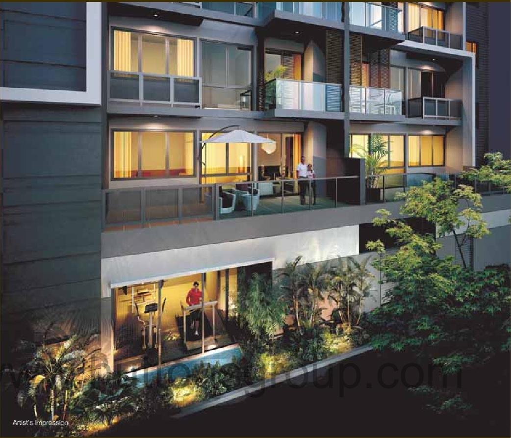 Idyllic-Suites Nite View idyllic suites Idyllic Suites Singapore   Showflat Hotline +65 61007122 idyllic suites nite view