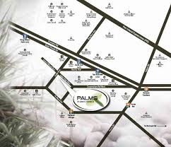 Palms At Sixth Avenue map palms @ sixth avenue Palms @ Sixth Avenue Singapore |Showflat Hotline 61007122 images 14