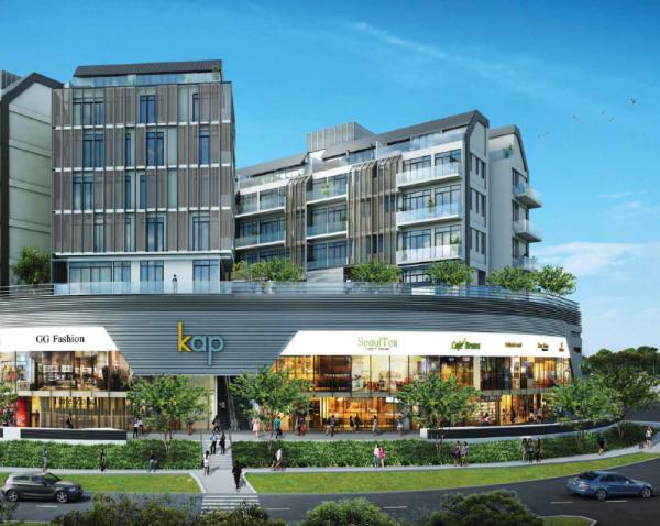 KAP-Residences-Singapore-front kap residences KAP Residences |Showflat Hotline +65 61007122 kap front