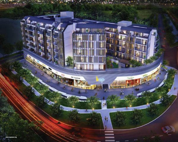 KAP-Residences-Singapore-front-night kap residences KAP Residences |Showflat Hotline +65 61007122 kap night