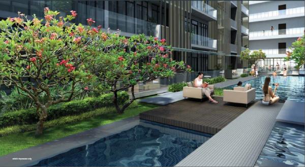 kap-pool kap residences KAP Residences |Showflat Hotline +65 61007122 kap pool
