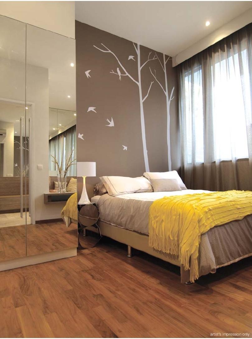 Laverne's Loft Bedroom lavernes loft Lavernes Loft Singapore   Showflat Hotline +65 61007122 lavernes loft bedroom