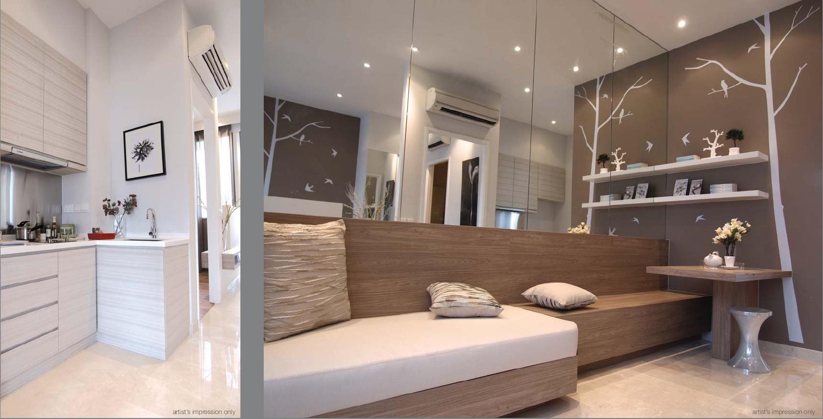 Laverne's Loft Living lavernes loft Lavernes Loft Singapore   Showflat Hotline +65 61007122 lavernes loft living