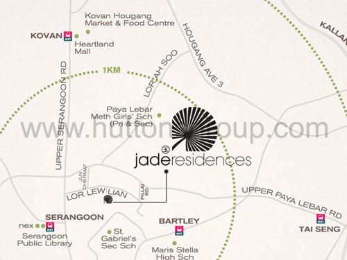 Jade-Residences jade residences Jade Residences |Showflat Hotline 61007122 locationmap61