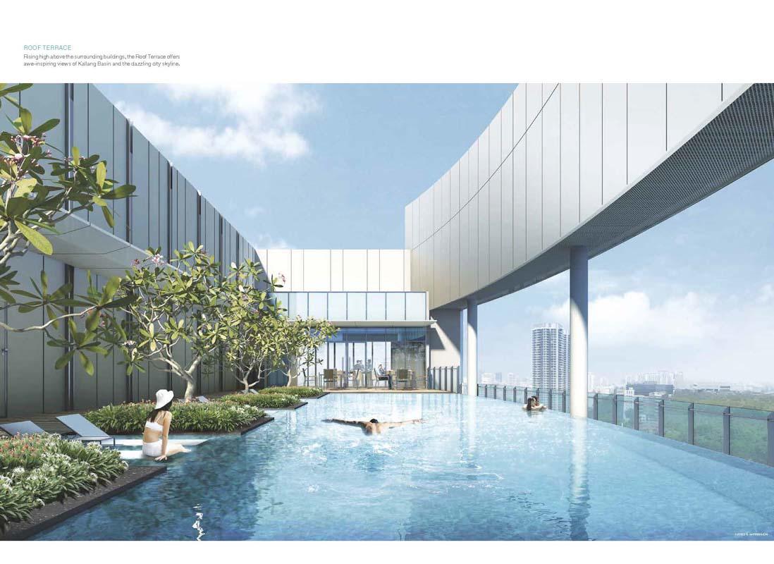 ARC 380 Roof terrace arc 380 ARC 380 Singapore | Showflat Hotline 61007122 resize roof terrace