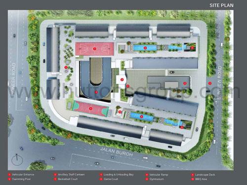 Eco-Tech @ Sunview-Singapore siteplan eco-tech @ sunview Eco-Tech @ Sunview Singapore | Showflat Hotline +65 6100 7122 siteplan11