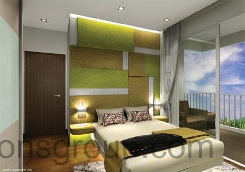 Tree-Scape Singapore treescape TreeScape Singapore | Showflat Hotline +65 61007122 treescape bedroom1