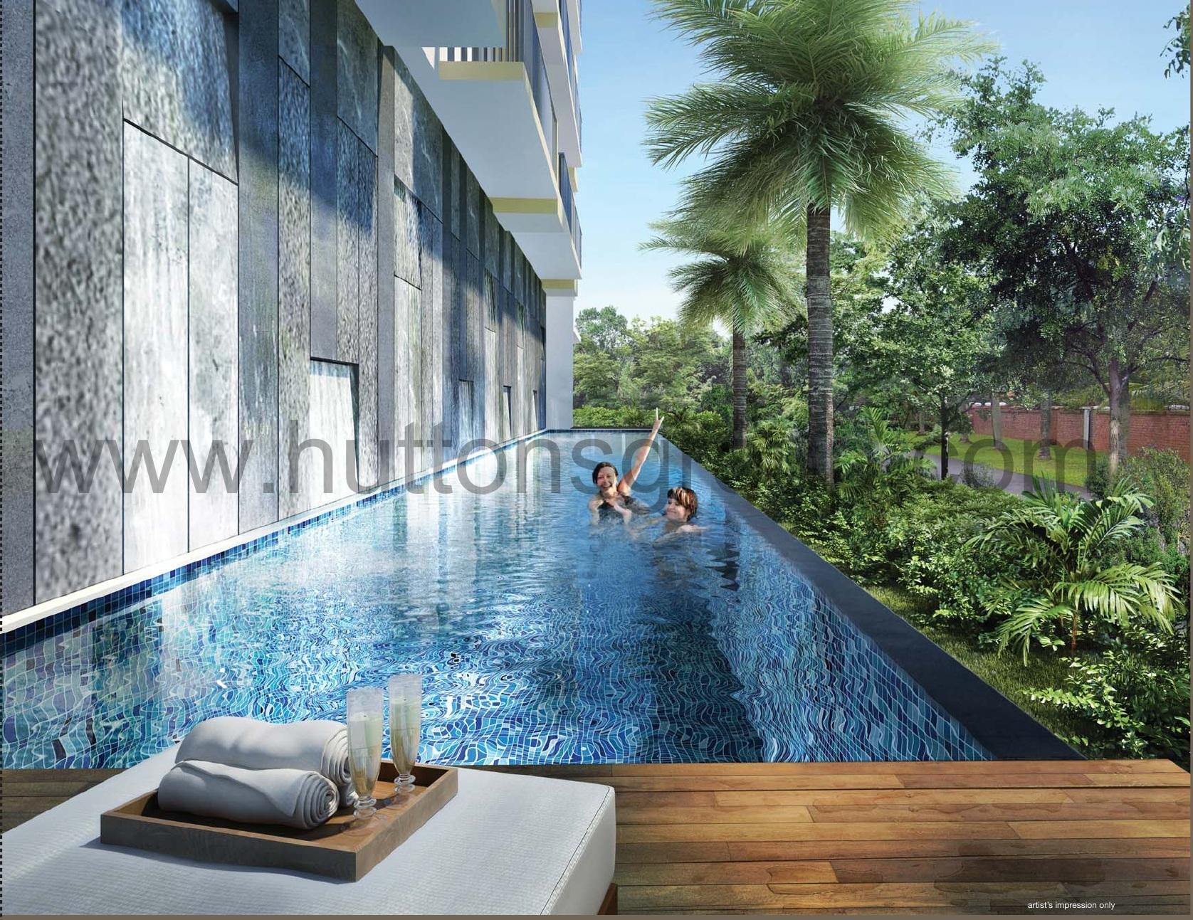 Tree-Scape pool treescape TreeScape Singapore | Showflat Hotline +65 61007122 treescape pool1
