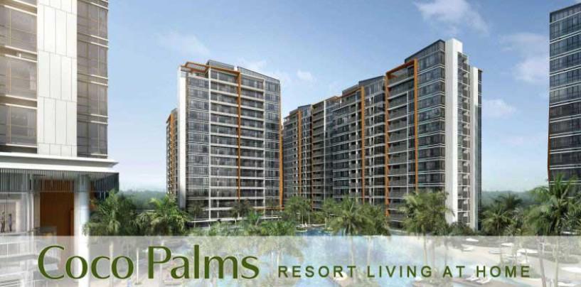 Coco Palms | Showflat Hotline +65 61007122 | Pasir Ris