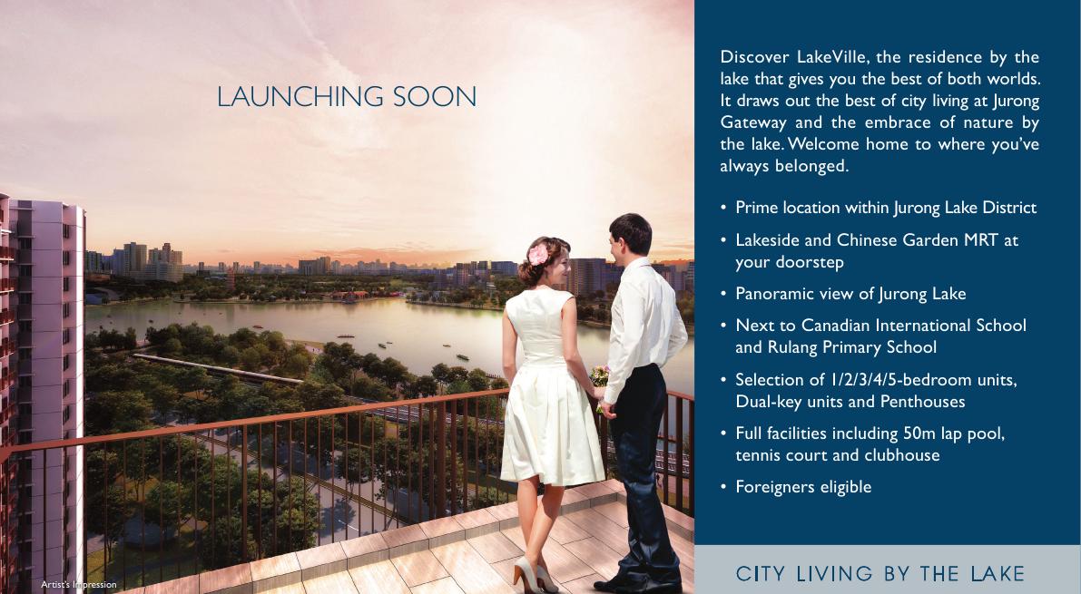 Lakeville singapore details lakeville Lakeville by MCL Land | Showflat Hotline +65 61007122 1455 LakeVille Mailer2