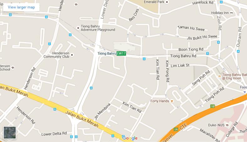 Highline Residences-Singapore google map highline residences HIGHLINE RESIDENCES | Showflat Hotline +65 61007122 | Developer Sales Highline Residences Singapore google map