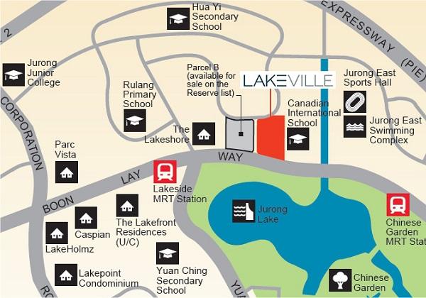 Lake-ville Location lakeville Lakeville by MCL Land | Showflat Hotline +65 61007122 Lakeville Location
