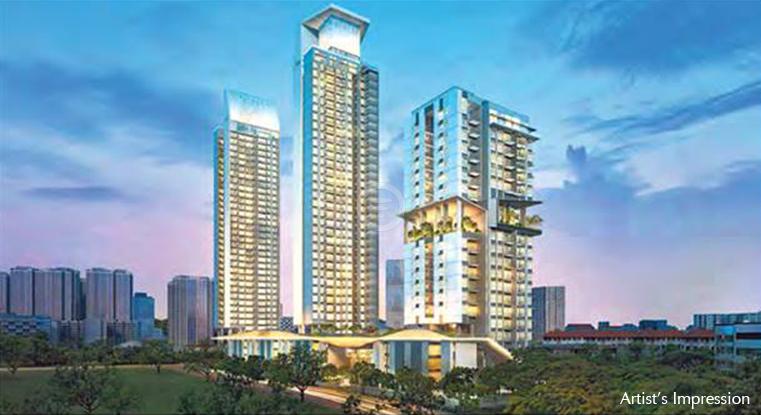 highline-residences singapore highline residences HIGHLINE RESIDENCES | Showflat Hotline +65 61007122 | Developer Sales The Highline Residences Perspective