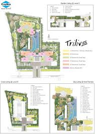 site plan trilive TRILIVE | Showflat Hotline 61007122 | New Discounted Price images 7