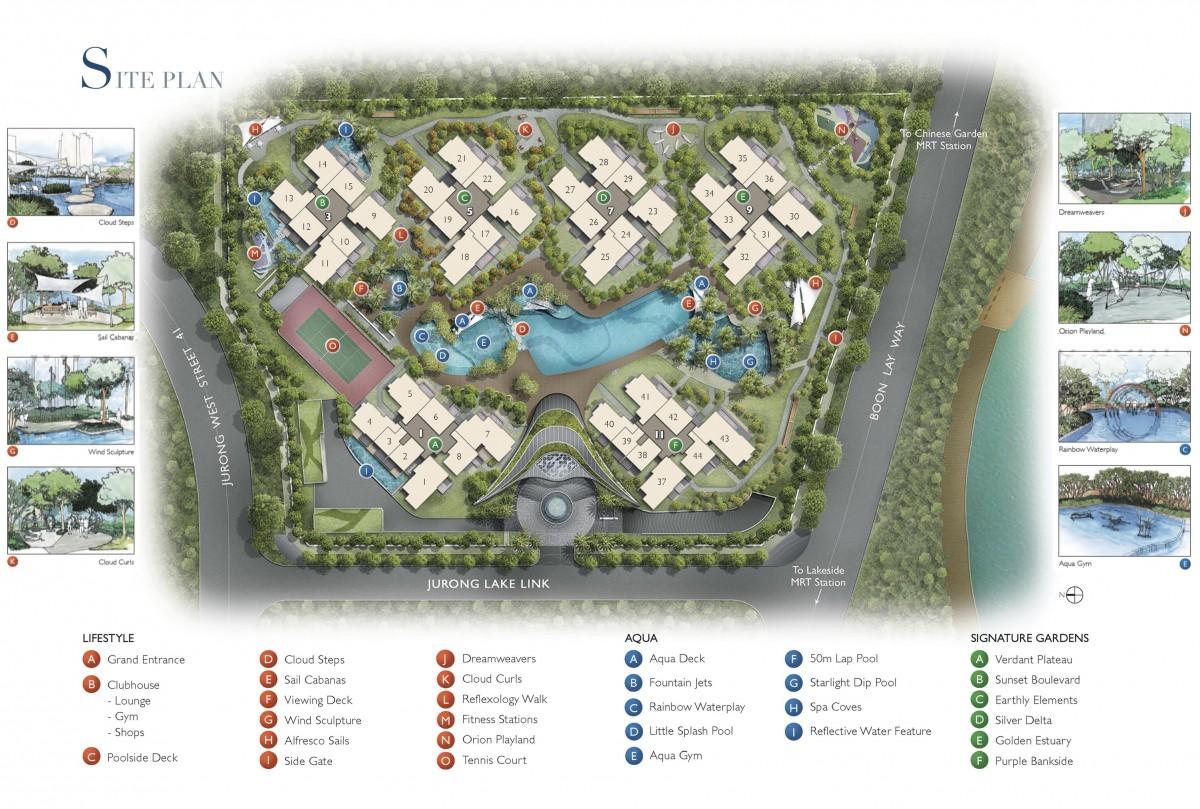 lakeville site map lakeville Lakeville by MCL Land | Showflat Hotline +65 61007122 lakeville new launch sitemap e1394986987771
