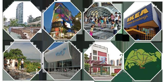the crest singapore amenities
