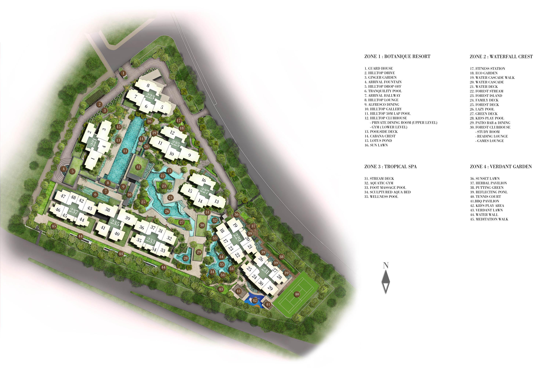 Botanique Bartley Singapore site plan botanique @ bartley Botanique @ Bartley By UOL  Showflat Hotline +65 61007122  Bartley MRT 54ec25dd800ae2015 02 24 03 18 53