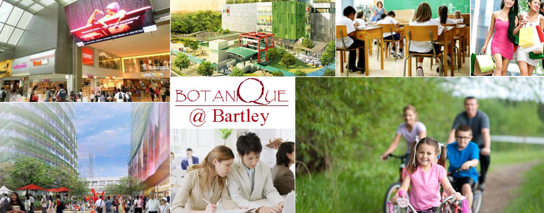 Botanique @ Bartley By UOL  Showflat Hotline +65 61007122  Bartley MRT