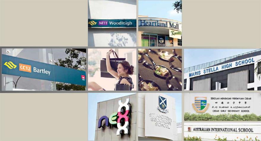 botanique @ bartley singapore  botanique @ bartley Botanique @ Bartley By UOL  Showflat Hotline +65 61007122  Bartley MRT botanique bartley amenities