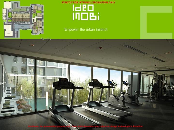 Ideo Mobi-Rama-9-Condo-Bangkok Gym ideo mobi rama 9 Ideo Mobi Rama 9  Showflat | Showflat Hotline 61007122 1604 Gym
