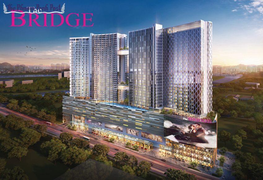 The Bridge SOHO Office in Cambodia | Showflat Hotline +65 97555202