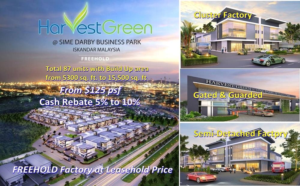 Harvest Green harvest green Harvest Green Industrial Park @Sime Darby Malaysia 7547205 orig 1